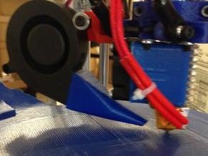 Blower Fan Duct for 50mm Fan