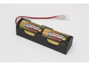 D Size Battery Holder (3-4.5V)