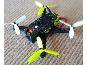 HotwireX140 V2(Racing Mini Quadcopter Frame 140mm X)