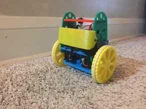 All Terrain Wheel for B-robot Evo