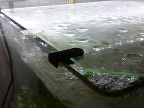 Aqua fishtank glass clip