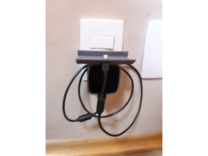 Motorola Cell charger holder