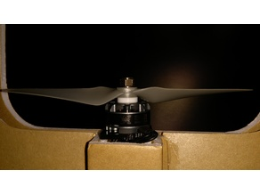 Propeller adapter