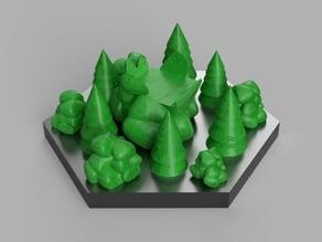 Terraforming Mars - Greenery Tile