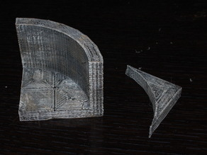 OpenForge Smooth Edge Curved Tile