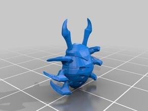 Blue Beetle's Scarab (Khaji Da)