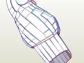 Ironman Mark 4 Left Forearm