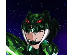 Zeta helmet from Saint Seiya Asgard Saga