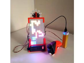 Proto-Tetris Machine