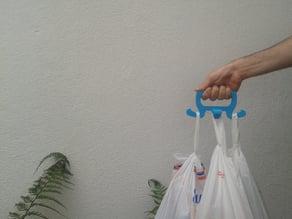 Bag holder REC 4