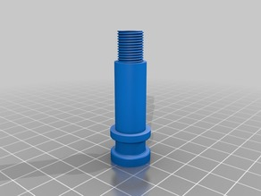 Ender 3 CR10 Direct Drive Groove Mount for Petsfang Mod
