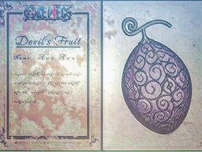 One_piece : Devil's Fruit : CP9 : Kalifa  Awa Awa   (model)