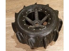 Traxxas X-Maxx Paddle Wheel