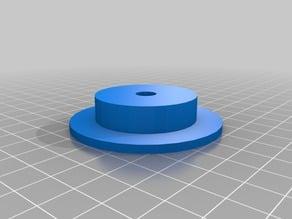 Parametric spool adapter