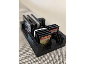 SD / CF card holder