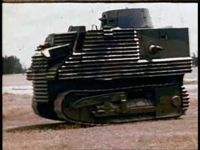 bob semple tank upgraded