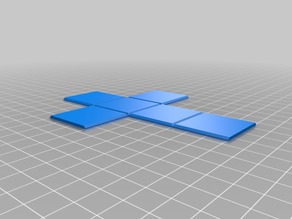 Box for 3D printer size 30x30x30mm