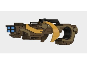 Guardians Of The galaxy - Rocket Raccoon's Gun