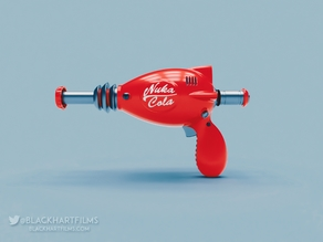 FO4 Nuka Blaster Nerf Prop