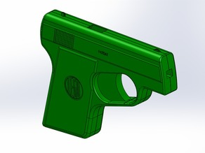 Lego 1950 Toy Pistol