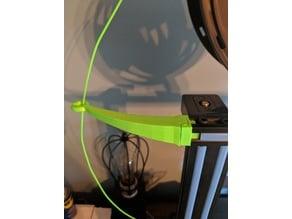 Geeetech A10 Filament Guide