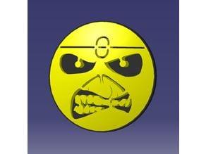 eddie emoji iron maiden