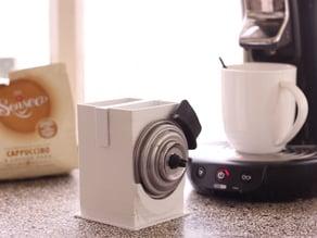 CoffeePad Trashcan (for Senseo)