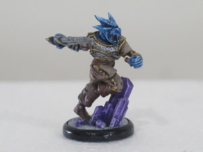 Male Dragonborn, Son of Frost (Ice Variant)
