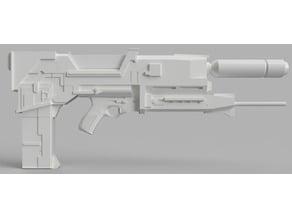 Phased Plasma Rifle in the 40 Watt Range (Terminator)