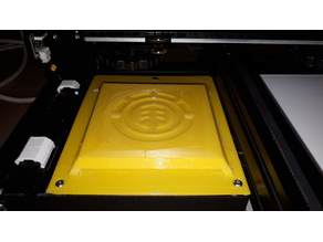 cover on the control unit, ender 3