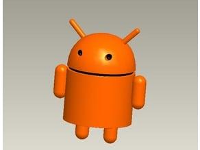 Bugdroid - Android Mascot