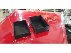 box interlocking area 60x38x20