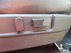 Mitsubishi L200/Triton/Pajero Power Seat Adjuster Switch Cover