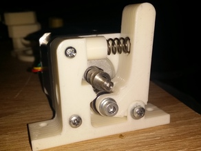 Adaptor for 20mm spring