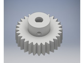 Traxxas Slash Pinion Gear 28t
