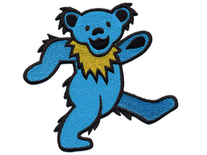 Dancing Bear cookie cutter - full body