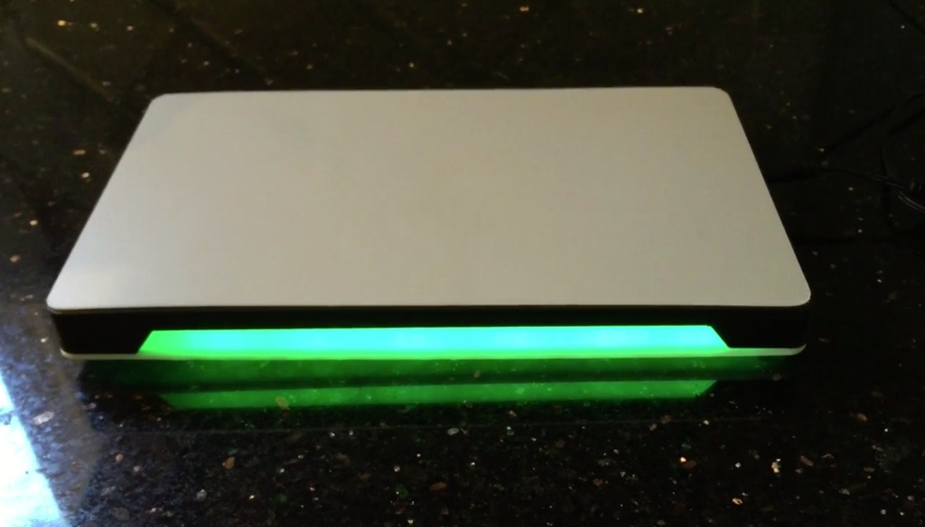 SmartBoard: LED Timer Cutting Board by Teece - Thingiverse