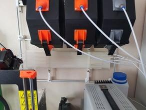 Prusa MMU2S filament buffer