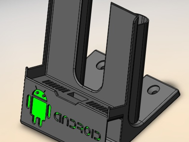 Dock for Samsung Galaxy Note 3 - Iphone 6 - Nexus - Any Big Size Mobile