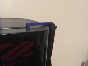 XYZPrinting Da Vinci Mini Scraper Holder