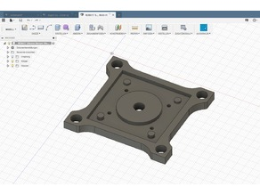 NEMA17 Silicone Damper Mold - Noise Reducer