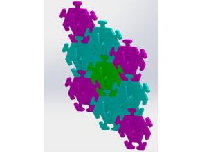 hexakeyholder