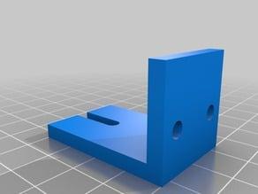 Printrbot+ Filament Guide