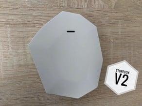 Stonebox v2 - enclosure for your IoT Sensors