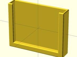 Parametric universal tool holder