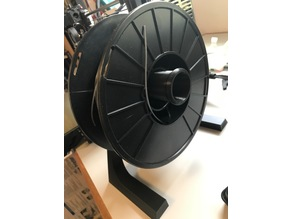 One Piece Spool Holder