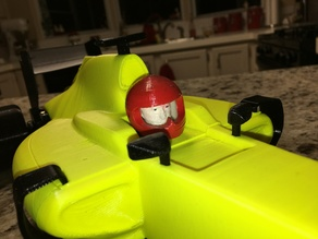 Formula One Race Car Pilot