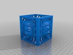 Budda Candle Surround