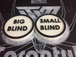 Chip Poker Big Blind Game