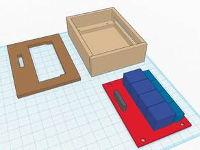Duinotech Arduino 4 Relay Board Case